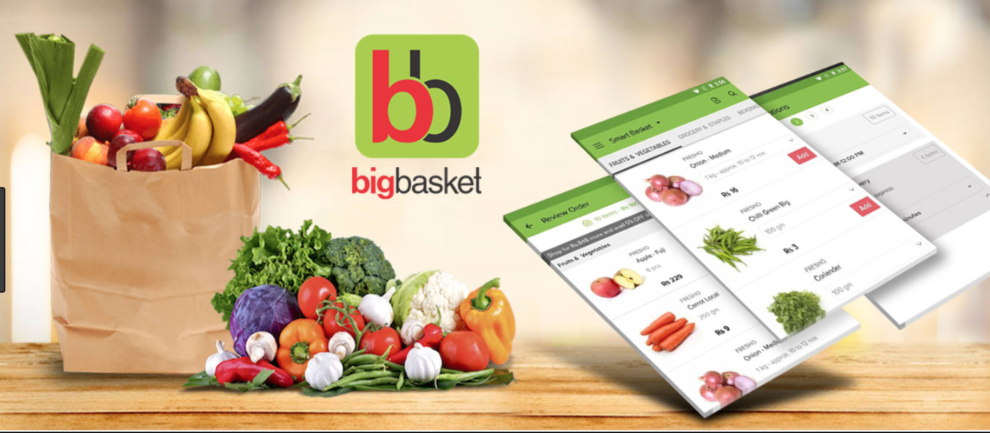 Bigbasket joins Union Club after collecting $150 million from Alibaba and Others