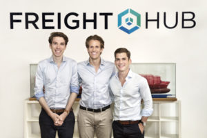 FreightHub, a European digital freight forwarder raises $30 million from Rider Global
