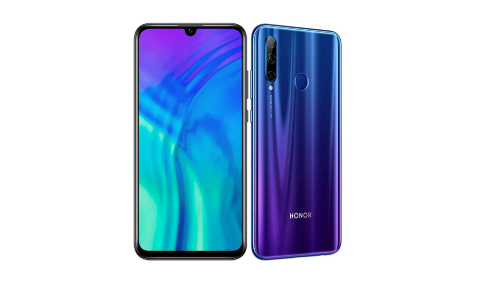 Honor P20 Lite featuring Triple rear camera and 32MP selfie camera declared