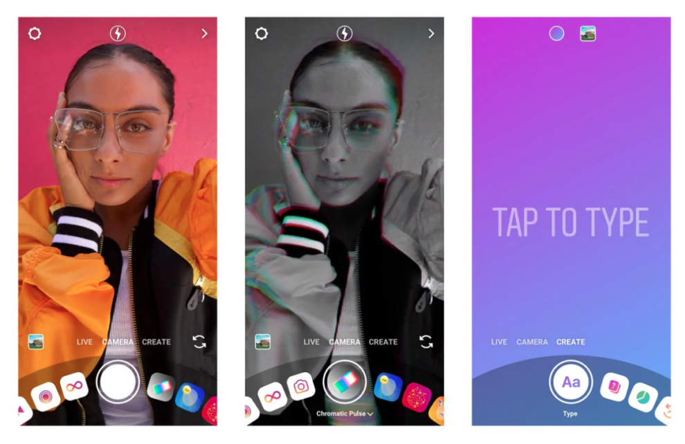 Instagram releases New Camera Feature and Create Mode, tests Hiding Like Counts