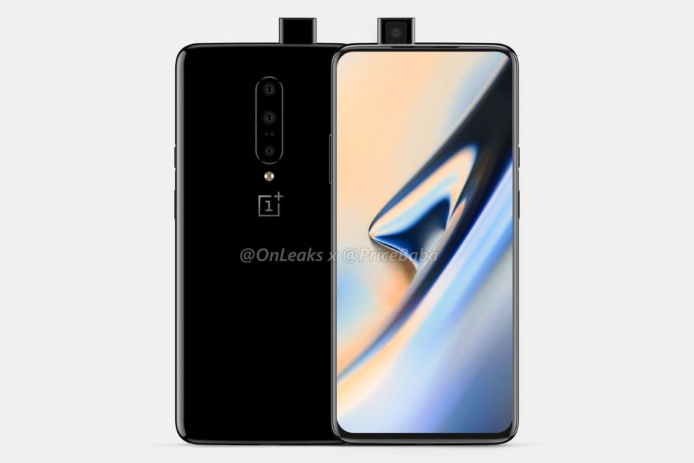 OnePlus 7 Pro all the Specifications leak before its May 14 release