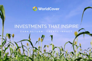 Worldcover collects $6M in Series a Funding from MS&AD Ventures for rising markets Climate Insurance